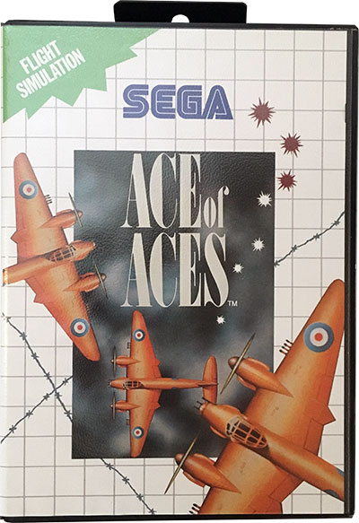 Ace of Aces Sega Master System