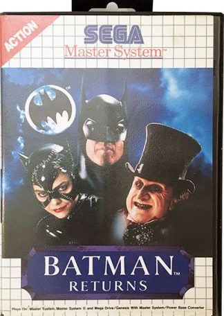 Batman Returns Sega Master System