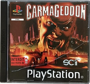 Carmageddon PS1