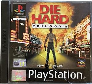 Die Hard Trilogy 2 Viva Las Vegas PS1