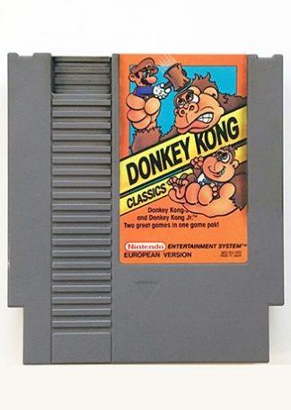 Donkey Kong Classics NES