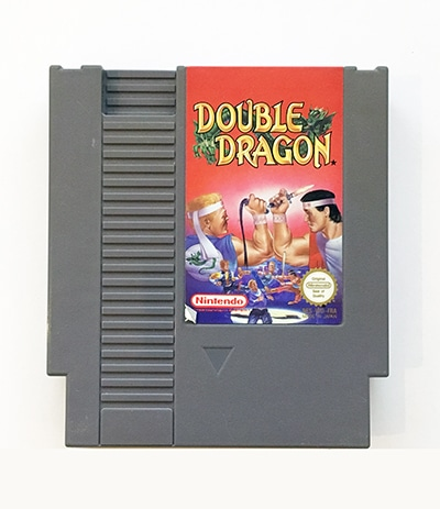 Double Dragon NES-WD-FRA