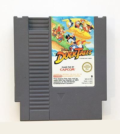 Duck Tales NES SCN