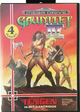 Gauntlet IV Sega Mega Drive