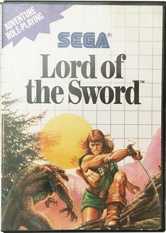 Lord of the Sword Sega Master System