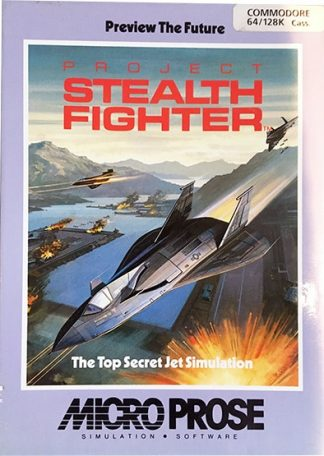 Project Stealth Fighter Commodore