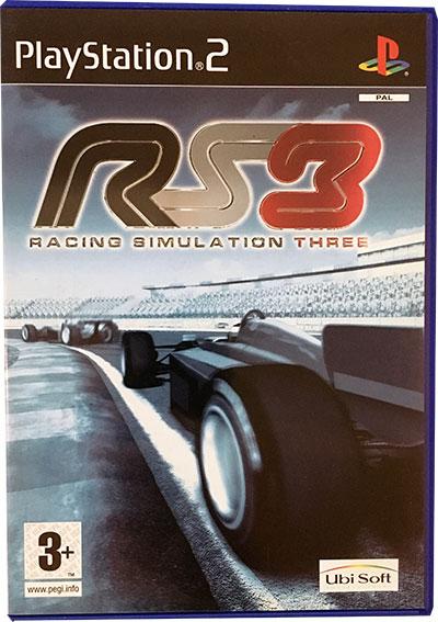Racing Simulation 3 PS2