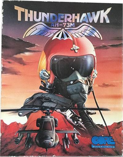 Thunderhawk AH-73M Amiga