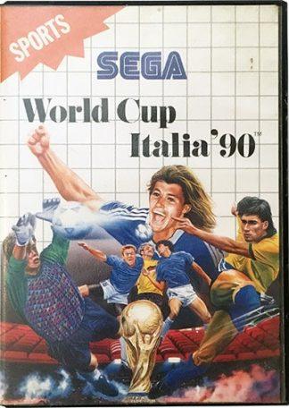 World Cup Italia 90 Sega Master System