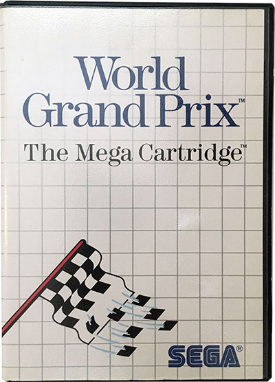 World Grand Prix Sega Master System