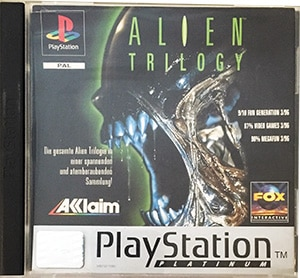 Alien Trilogy PS1