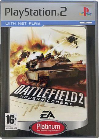 Battlefield 2 Modern Combat (platinum) PS2
