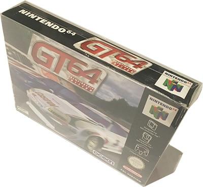 Box Protector Nintendo SNES