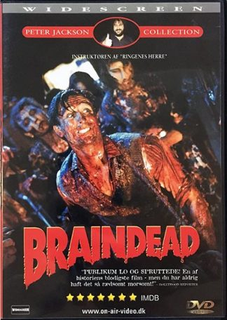 Braindead Dvd