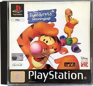 Disneys Tigerdyrets Honningjagt PS1