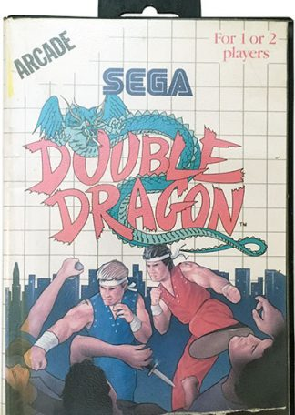 Double Dragon Sega Master System