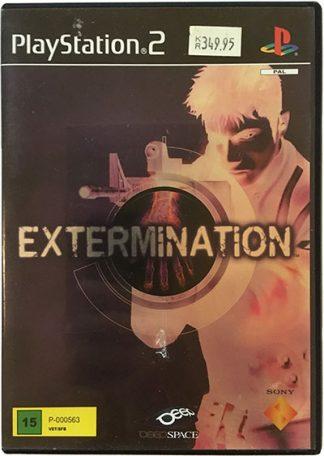 Extermination PS2