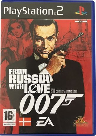From Russia With Love (dk) PS2