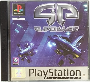 G-Police PS1