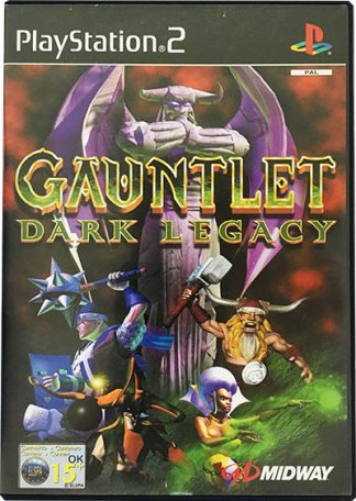 Gauntlet Dark Legacy PS2