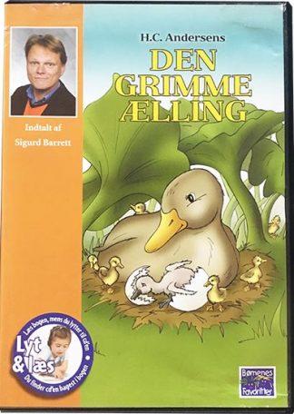 H.C. Andersens Den Grimme Ælling - Lyt og Læs (bog+cd) (NY)