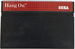 Hang On Sega Master System
