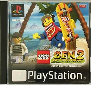 LEGO Øen 2 PS1