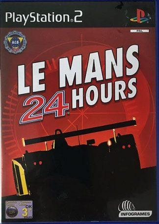 Le Mans 24 PS2