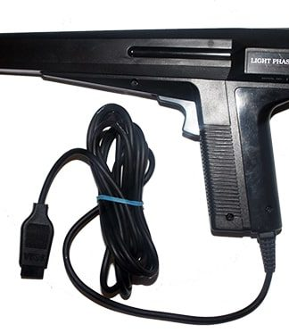 Light Phaser pistol til SEGA