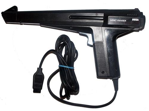 Light Phaser pistol til SEGA