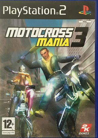 Motocross Mania 3 PS2