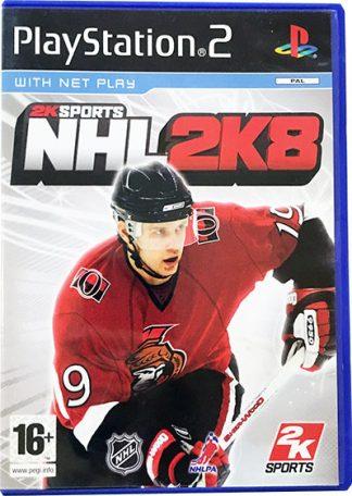 NHL 2K8 PS2