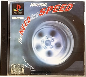 Need for Speed PS1