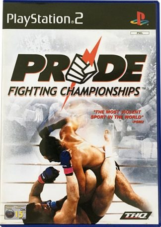 Pride Fighting Championships PS2