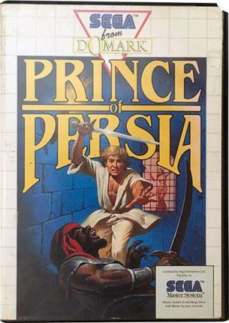 Prince of Persia Sega Master System