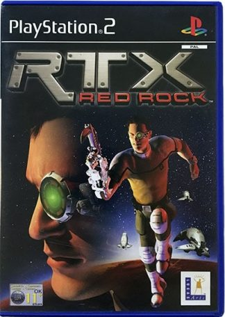 RTX Red Rock PS2