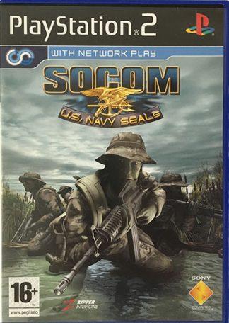 SOCOM U.S. NAVY SEALs PS2