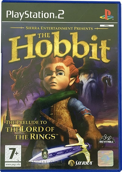 The Hobbit PS2