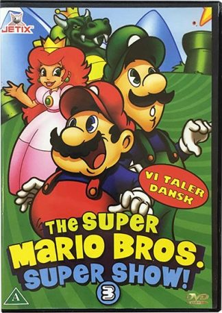 The Super Mario Bros. Super Show Dvd