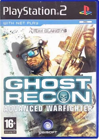 Tom Clancy's Ghost Recon Advanced Warfighter PS2