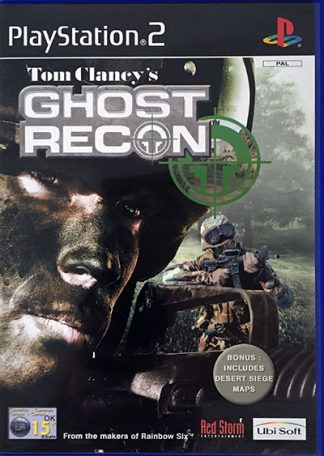 Tom Clancy's Ghost Recon PS2