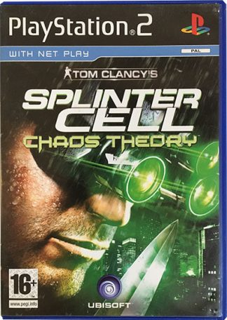 Tom Clancy's Splinter Cell Chaos Theory PS2