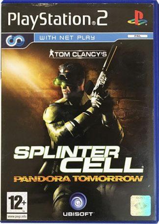 Tom Clancy's Splinter Cell Pandora Tomorrow PS2