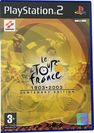Tour de France Centenary Edition PS2
