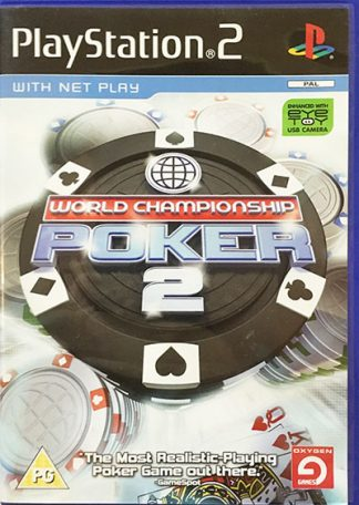 World Championship Poker 2 PS2