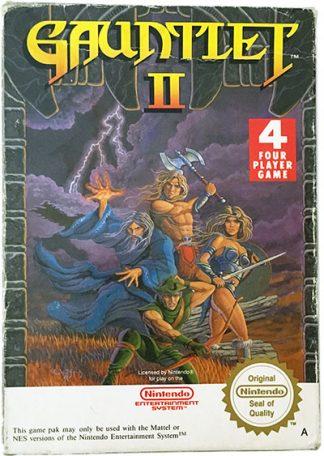 Gauntlet II CIB NES