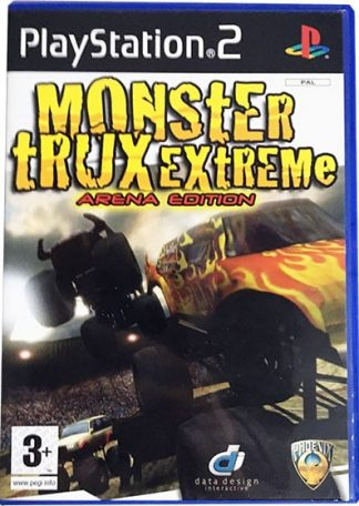 Monster Trux Extreme Arena Edition PS2