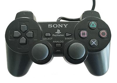 Dual shock controller PS2