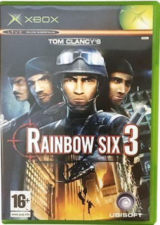 Rainbow Six 3 XBOX