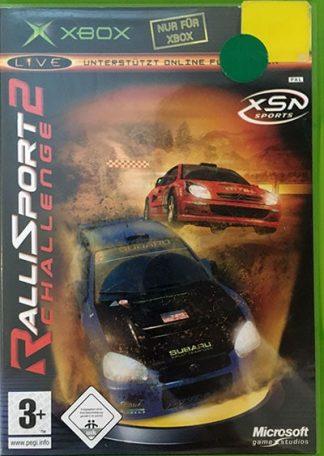 RalliSport Challenge 2 XBOX